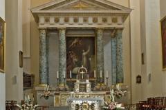Katedra w Wilnie, ołtarz główny.