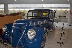 Ryga - Muzeum Motoryzacji (Rigas Motormuzejs)