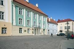 Tallin, poczta