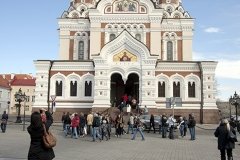 Tallin, Sobór św. Aleksandra Newskiego