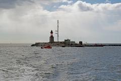 Helsinki, wejście do portu