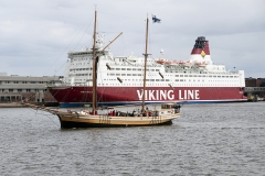 Helsinki, port