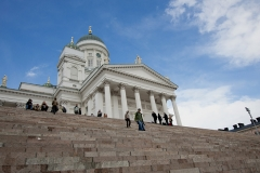 Helsinki, plac Senacki, Katedra