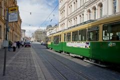 Helsinki, ulica Snellmaninkatu