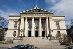 Helsinki, Dom Stanów