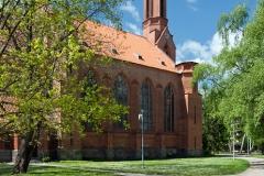 Druskienniki, Kościół Matki Boskiej Szkaplerznej