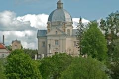 Liszkowo nad Niemnem, kościół pw. Świętej Trójcy