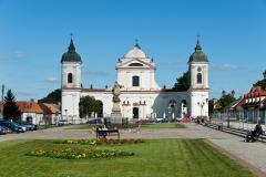 Tykocin, kościół pw. Świętej Trójcy