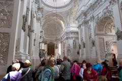 Wilno, kościół św. Piotra i Pawła.