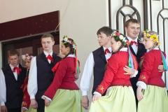 Zespół Pieśni i Tańca Kwiaty Polskie z Ejszyszek w Suwałkach