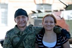 Święto wojska w Suwałkach