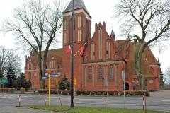 Kościół neogotycki św. Marii Magdaleny w Czersku