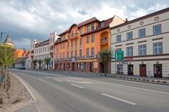 Czersk, ul. Kościuszki