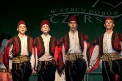 Czersk, Festiwal KO-BOR-KA zespół z Czarnogóry