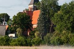 Kościół neogotycki św. Marii Magdaleny w Czersku (2012)