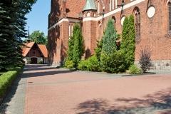 Czersk, kościół pod wezwaniem św. Marii Magdaleny