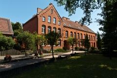 Czersk, Liceum im. W. Pola, moja szkoła, budynek z roku 1886 r. (2013)