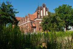 Czersk, kościół pod wezwaniem św. Marii Magdaleny (2013)
