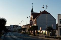 Czersk, ul. Kościuszki, ratusz, siedziba samorządu, zbudowany w 1926 r.