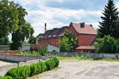 Czersk, budynek liceum im. Wincentego Pola, od zaplecza (2018)