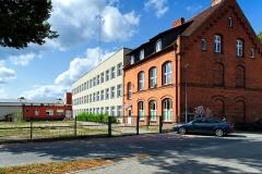 Czersk, dawna szkoła ewangelicka, zbudowana 1896, obecnie Zespół Szkół im. Jana Pawła II