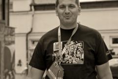 Mariusz Klimczyk - dyrektor ROKiS w Suwałkach, organizator SBF 2009