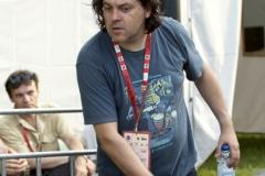 Bogdan Topolski - dyrektor artystyczny SBF 2010