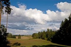 Okolice jeziora Garbaś (2008)