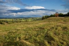 Punkt widokowy na górze Rowelskiej